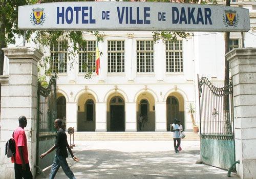 ville Dakar