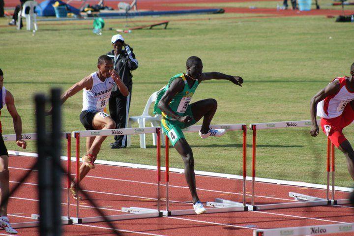 amadou ndiaye athlète