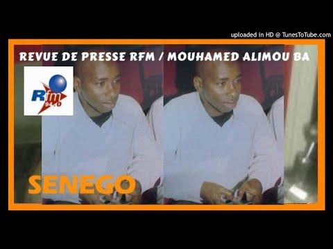 mouhamed alimou ba