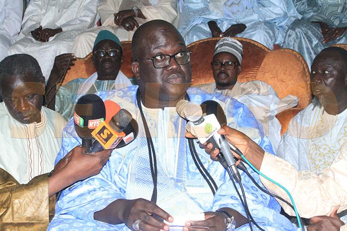 Serigne Abdou Ahad Mbacké Gaindé Fatma (1)