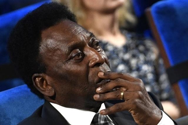 le roi Pelé et la Can