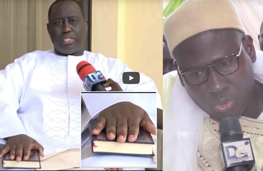 Aliou Sall – Serigne Abdourahmane Mbacké