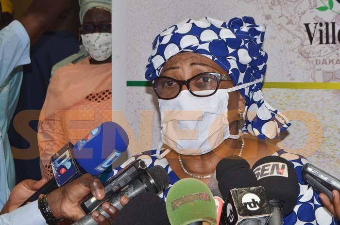 Soham wardini-maire de Dakar (1)