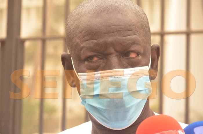Abdoulaye Wilane. (1)