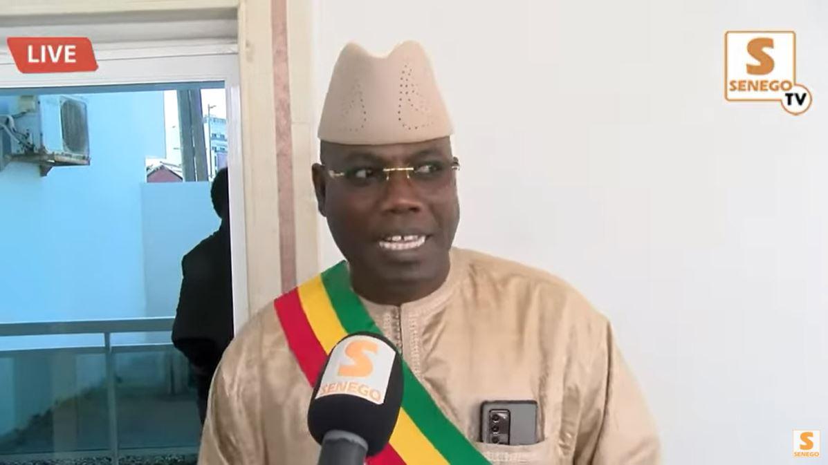 cheikh abdou bara dolly mbacke