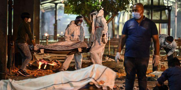Inde-un-incendie-dans-un-hopital-tue-13-malades-du-Covid-19