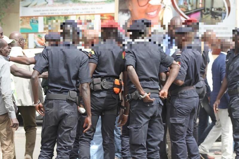 police touba