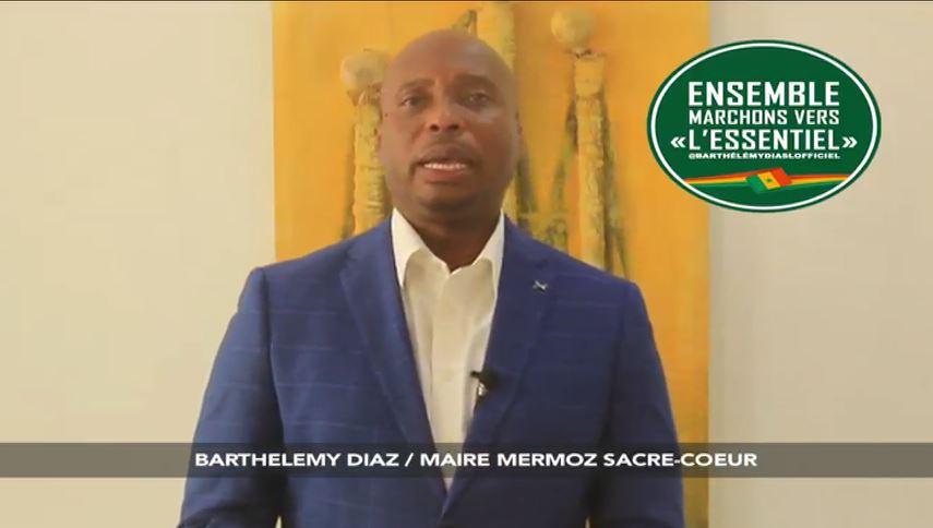 Barthélémy Dias