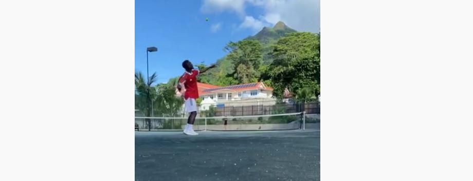 gana guèye tennis 1