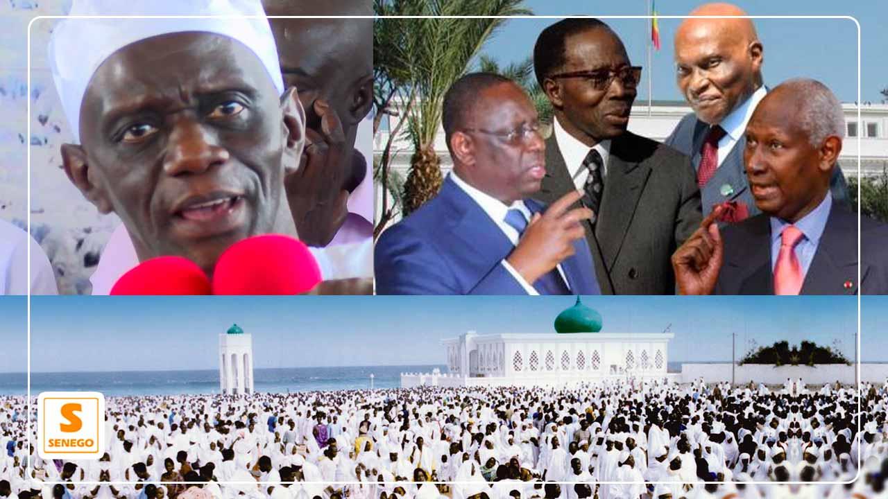 mame makhtar gueye et présidents du Sénégal