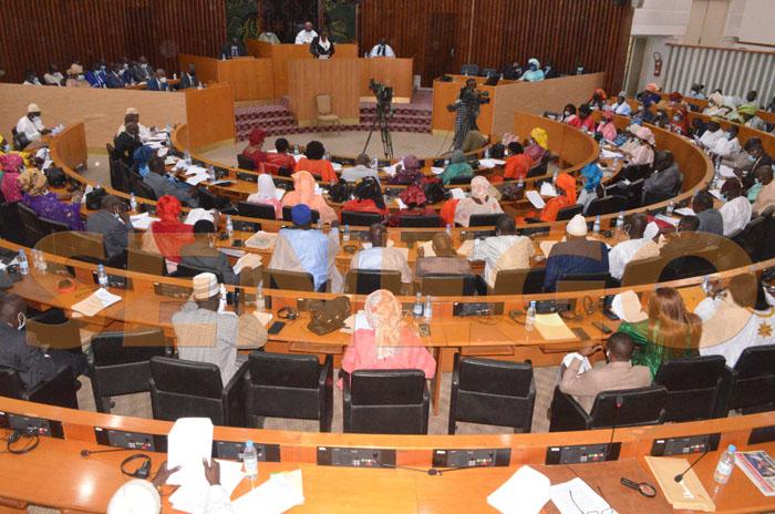 Assemblée Nationale (1)