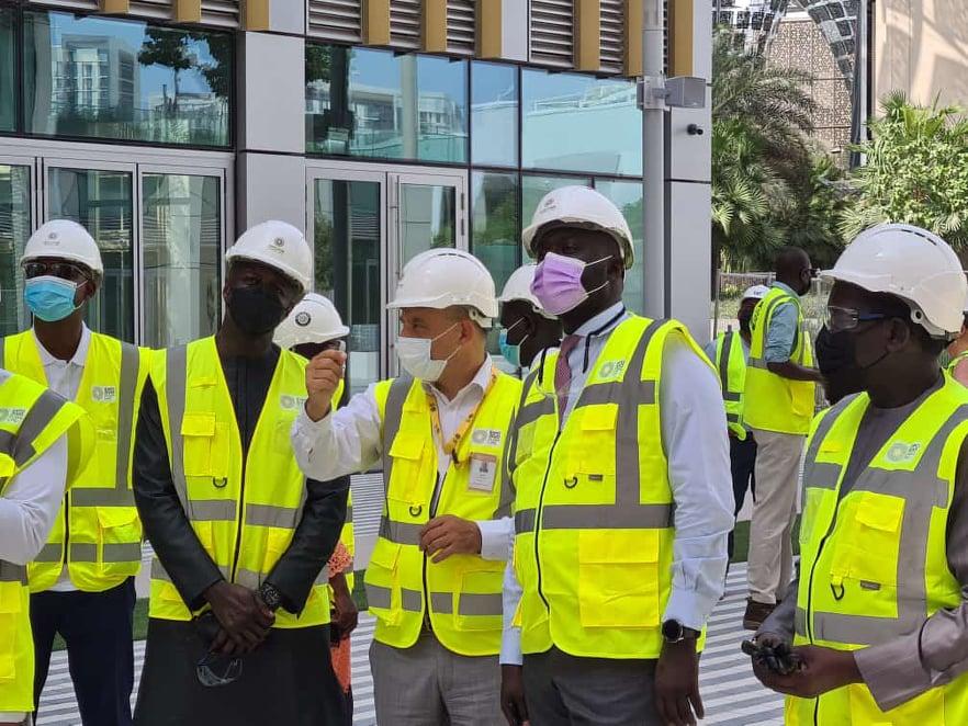 Expo Dubaï 2020 – Mission préparatoire de la participation du Sénégal – Dr Malick Diop (1)