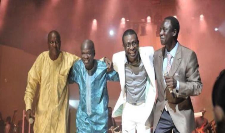 musiciens senegalais