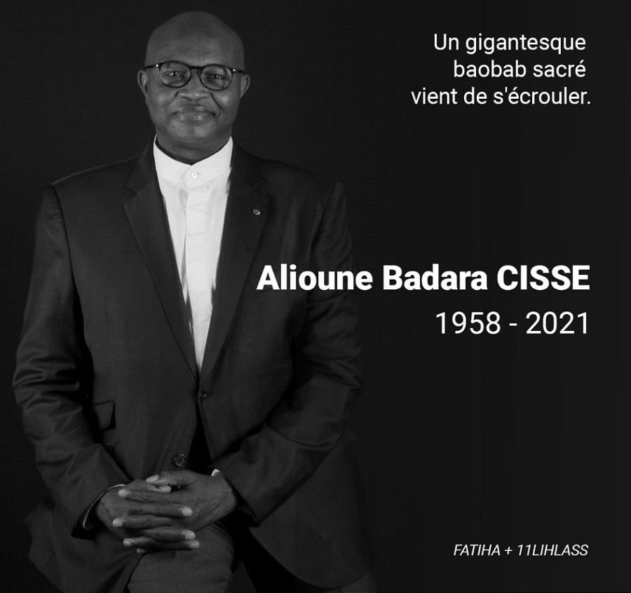 Alioune Badara Cissé