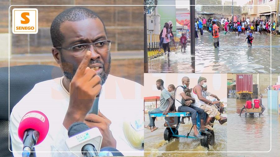 Pape Mahawa Diouf – Inondations