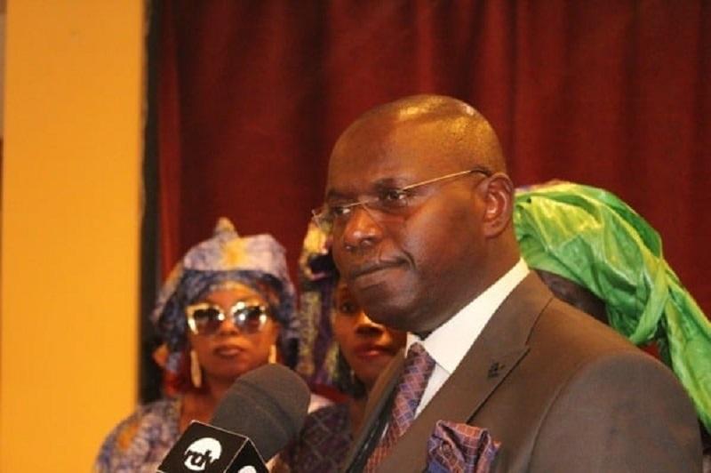 Ansoumana Danfa Président du Mac Authentique