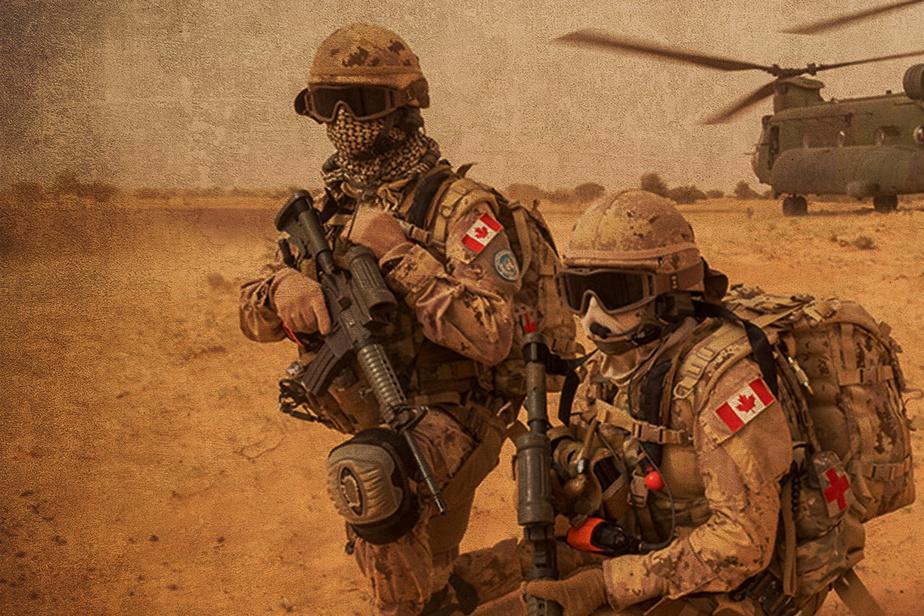 armée canadienne au senegal