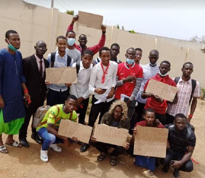 Coordination des étudiants de la commune de Dialambéré