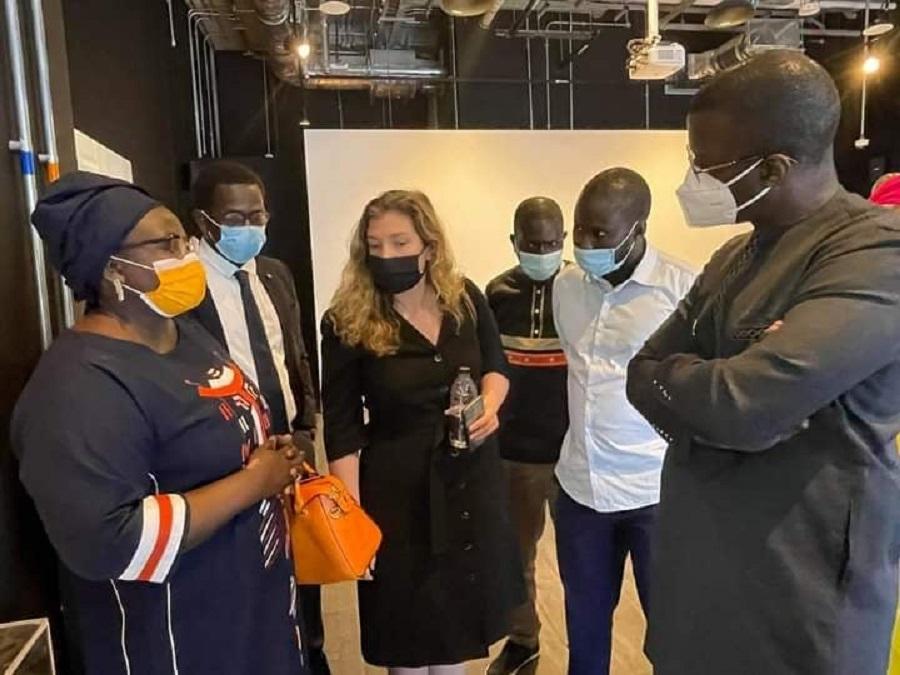 Expo Dubaï – Dr Malick Diop – Aminata Assome Diatta