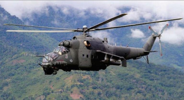 MI-24 ivoirien Jpg