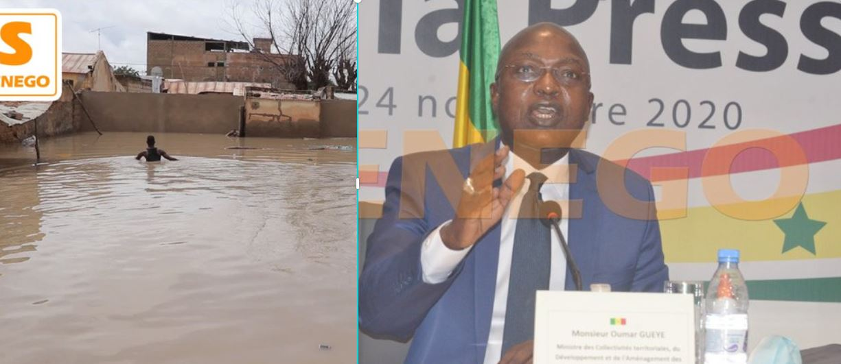 omar inondations