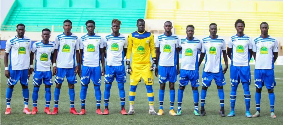 Teungueth FC sénégal