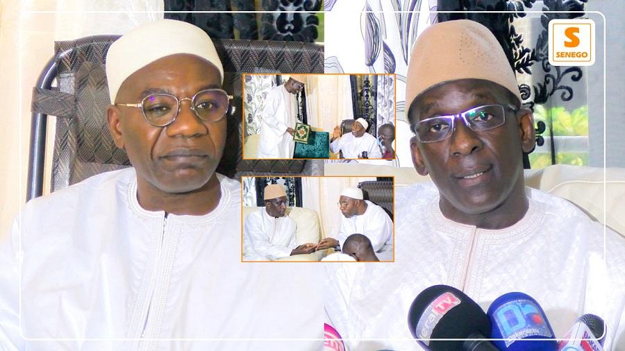 Abdoulaye Diouf Sarr – Serigne Saliou Thioune