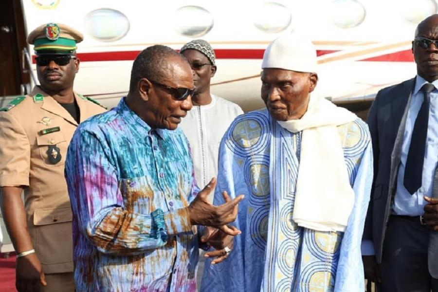 Abdoulaye Wade – Alpha Condé