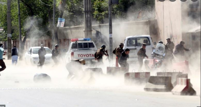 attentat en afghanistan