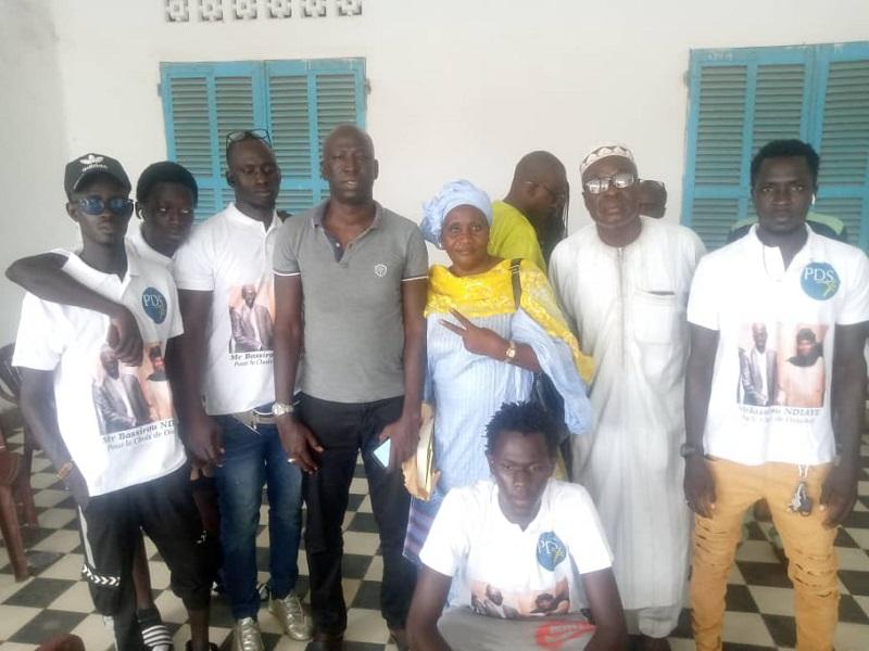 Bassirou Ndiaye Pds Diourbel