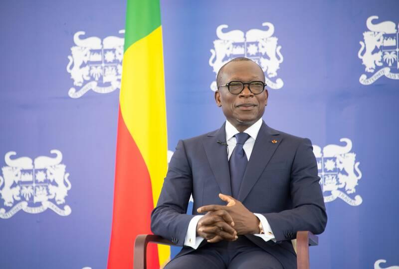BENIN-PORTO-NOVO-PRESIDENT-INAUGURATION
