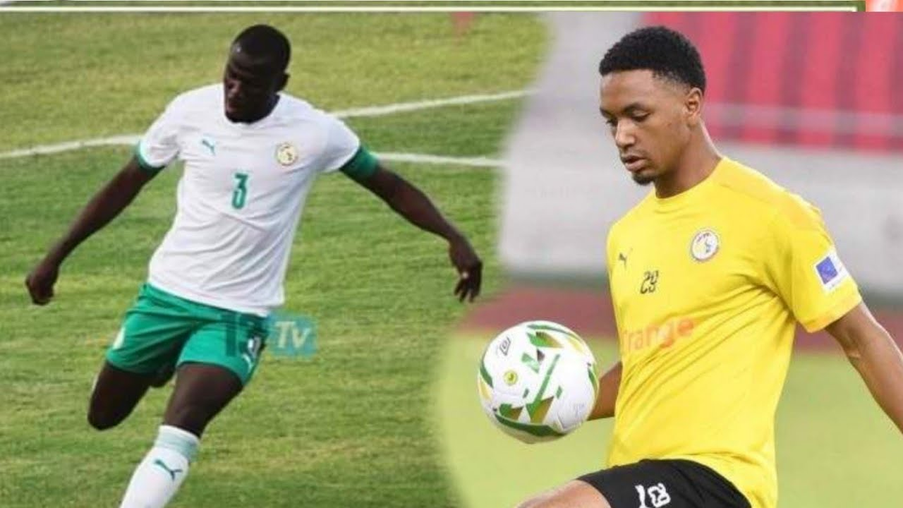 Kalidou Koulibaly et Abdou Diallo