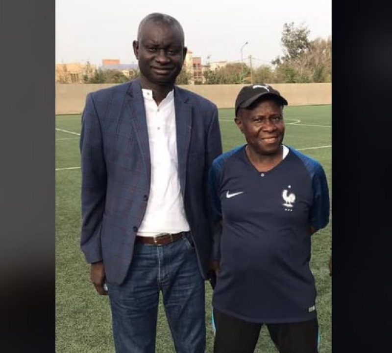 Mamadou Diop Diop Iseg – Josephe Koto