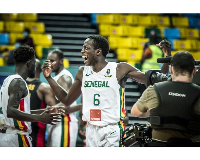 mamadou Faye lions du basket