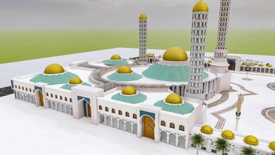 maquette-mosquee-tivaouane