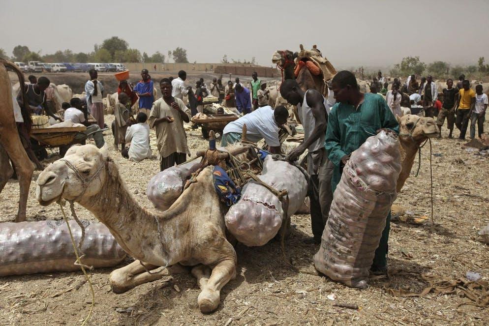 marché nigeria