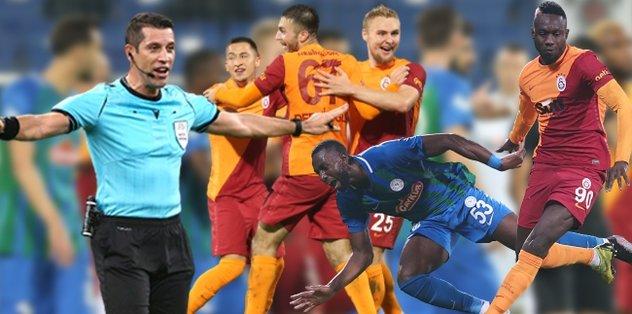 Mbaye Diagne polémique Galatasaray
