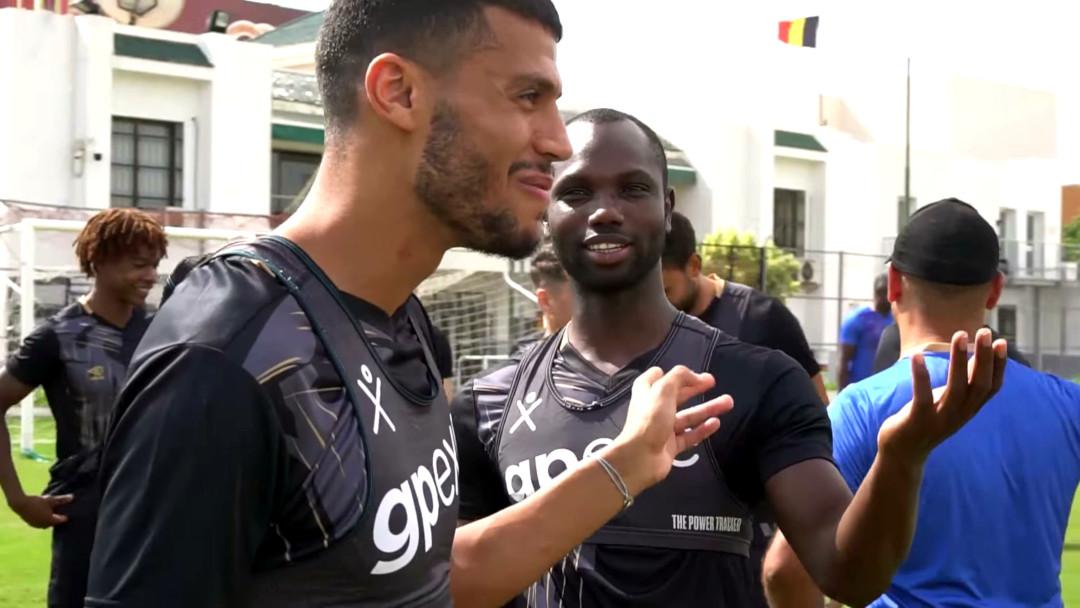 Moussa Konaté Espérance Tunis 3