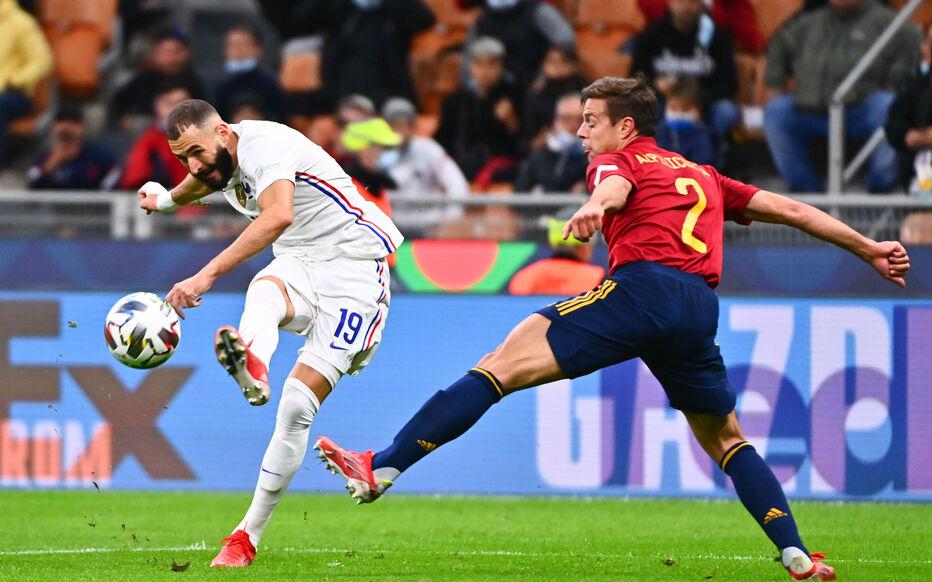 Spain v France – Final UEFA Nations League