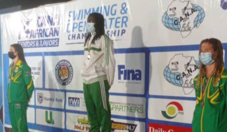 oumy diop natation