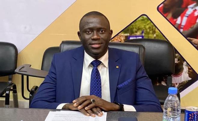 Ousmane Ndiaye Cojer GY
