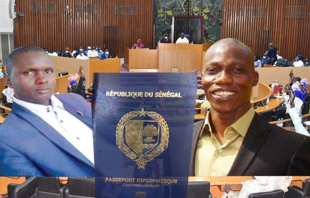 passeports diplomatiques