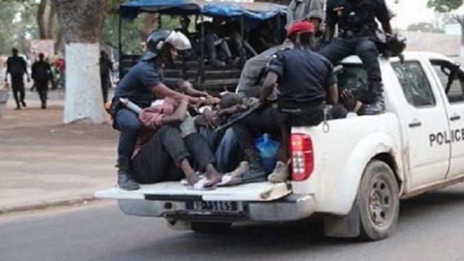 police_senegalaise