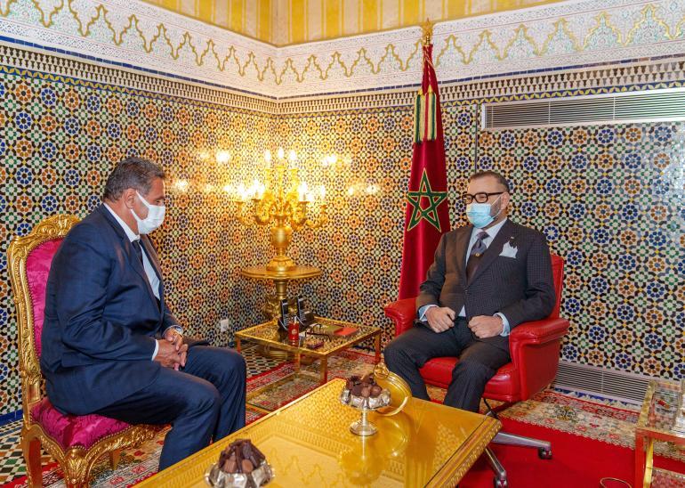 Roi du maroc, mohammed VI
