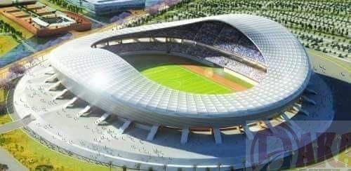 stade olympique du sénégal