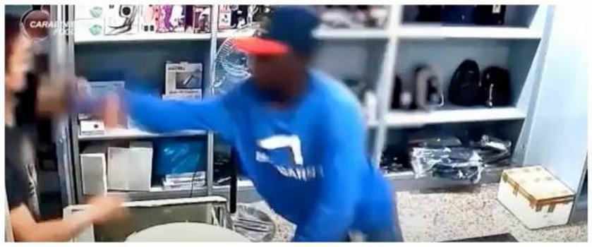 voleur senegalais