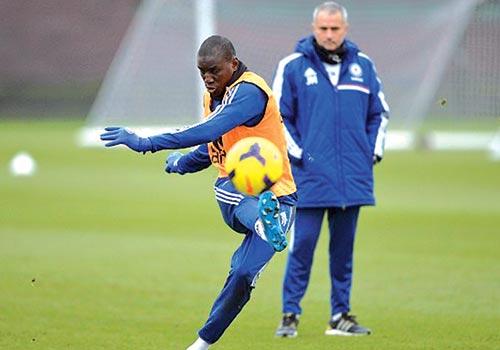 Demba Ba, José Mourinho, Pierre Ménès