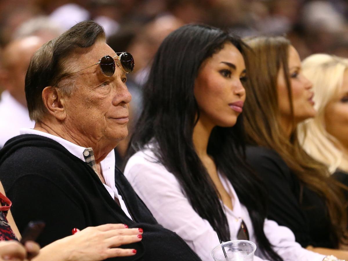 NBA: Le patron des Clippers, le sale vieux raciste, suspendu à vie