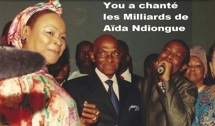 Quand You et Wade fêtaient les milliards de Aïda Ndiongue