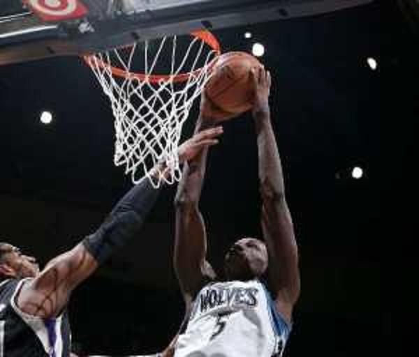 Basket, Gorgui Sy Dieng, Nba, Top 10